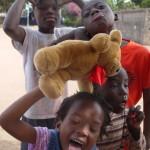 Mozambique orphange Matola-Rio, Africa, orphans