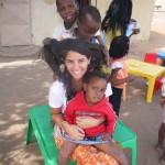 Mozambique orphange Matola-Rio, Africa, Leah Serao