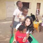 Mozambique orphange Matola-Rio, Africa, Leah Serao, orphans