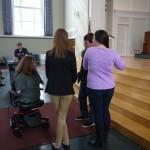 disability advocacy leah serao amos yong