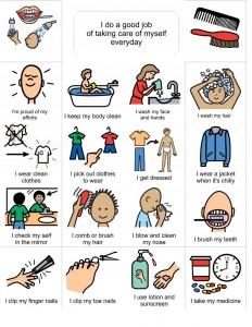 ILAUGH, social curriculum, parenting tips, picture communication