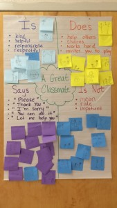 back to school activities, community building, kind classroom ideas