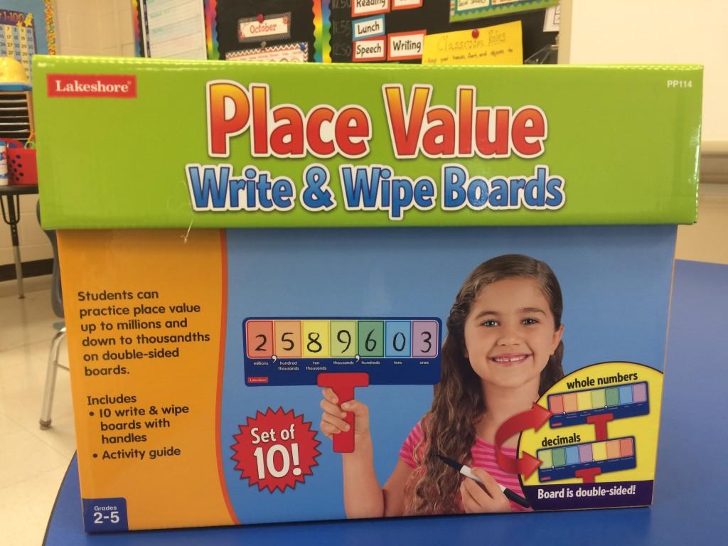 elementary math tips visuals