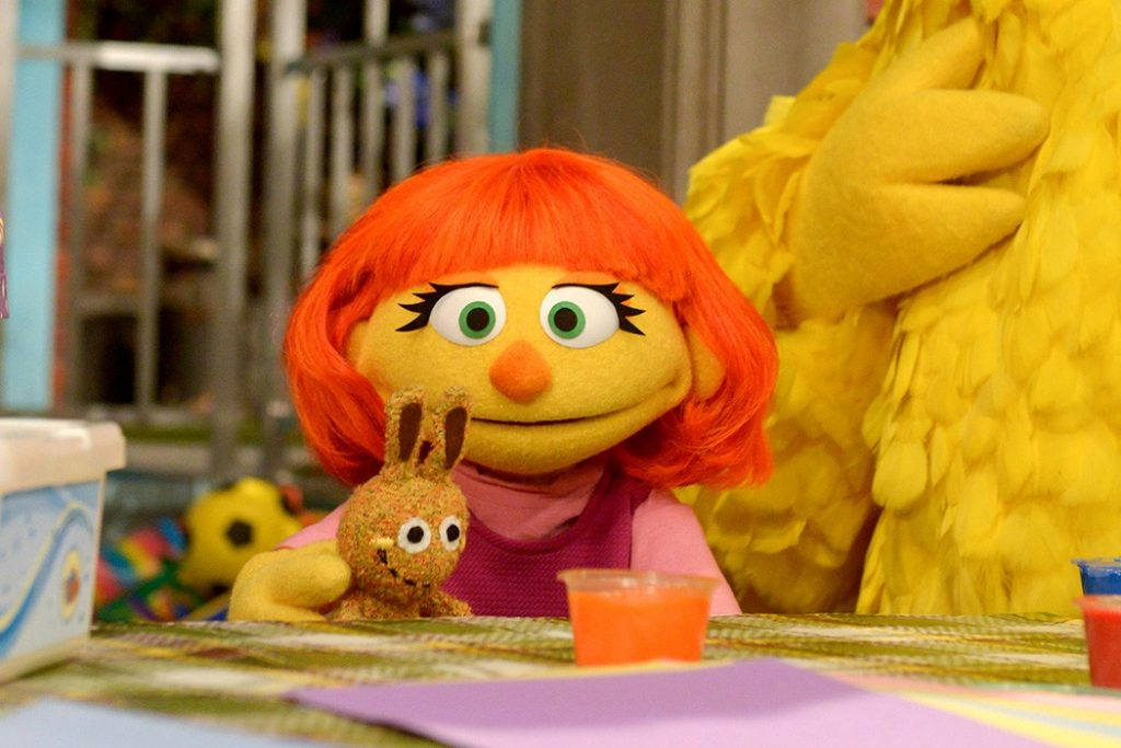 sesame street, inclusion, tv and disabilities